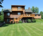 Soldotna Home On Golf Course