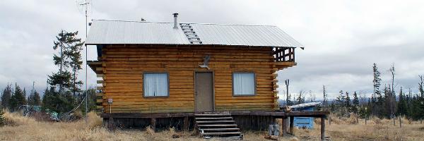 fishhook cabin long
