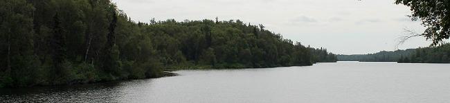 Daniels Lake North Kenai