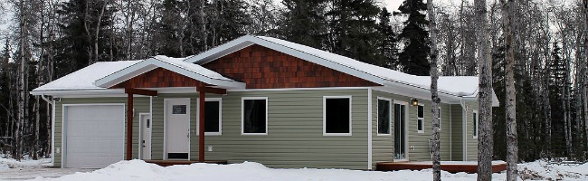 Soldotna New Construction Home